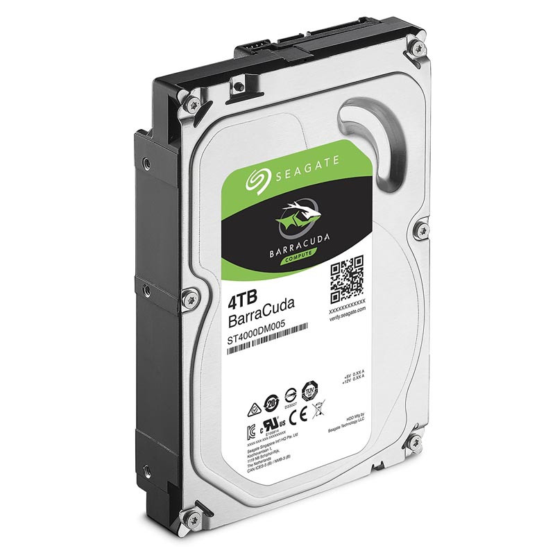 Жесткий диск HDD  4Tb Seagate Barracuda ST4000DM004