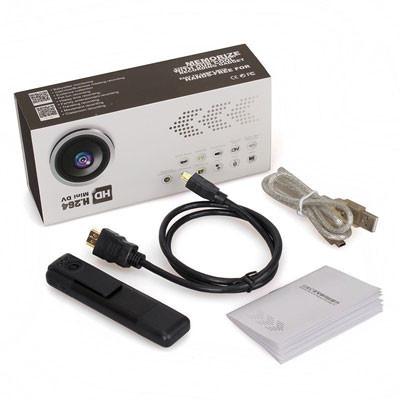 Мини видеорегистратор носимый Cobra PVR006 Wi-Fi