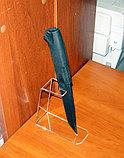 Подставка под ножи одинарная 50х123х125 мм, фото 4