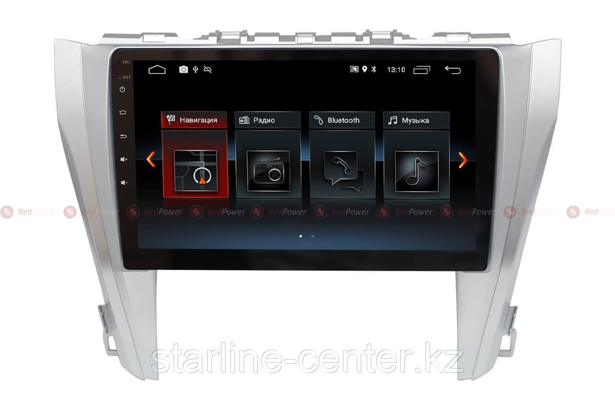Автомагнитола для Toyota Camry V55 RedPower 30231 IPS ANDROID 8