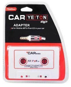 Кассета-адаптер для автомагнитолы mCAR iSmart IC800 (W800)