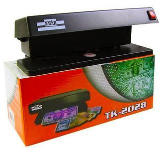 Детектор валют ультрафиолетовый STAR TK-2028