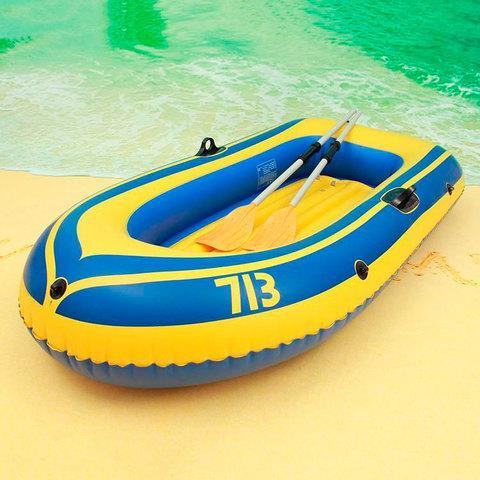 Лодка надувная [2-хместная] Challenger 2