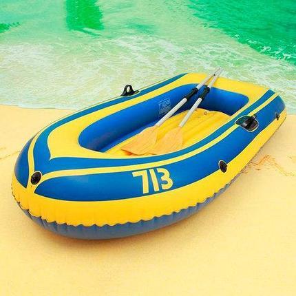 Лодка надувная [2-хместная] Challenger 2, фото 2