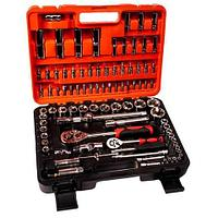 "Набор инструментов SATAGOOD TOOLS ¼-1/2"" DR SOCKET SET G-10005 [94 предмета] (G-10005)"