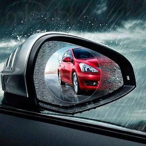Пленка «Антидождь» на боковые зеркала для автомобиля