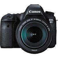 Цифровой фотоаппарат Canon EOS 6D Wi-Fi kit (Canon EF 24-105mm f/3.5-5.6 IS STM)