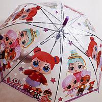 "Зонт детский ""куклы LOL"", фото 1"