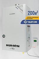 Настенный газовый отопительный котел  NAVIEN ACE-20K, отопительный бойлер, фото 1