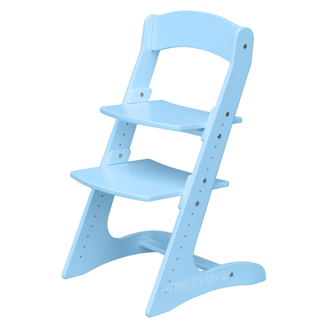 Детский растущий (регулируемый) стул. Ортопедический стул.