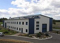 Строительство зданий ТЭЦ, заводов и цехов, магазинов по быстровозводимой технологии из металлоконструкций, фото 1