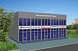 Строительство зданий ТЭЦ, заводов и цехов, магазинов по быстровозводимой технологии из металлоконструкций, фото 8