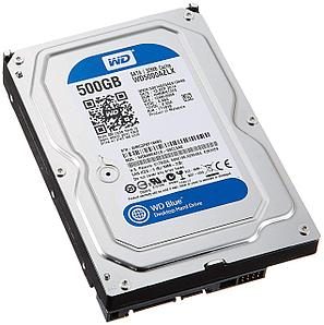 Жесткий диск HDD 500Gb Western Digital Blue WD5000AZLX