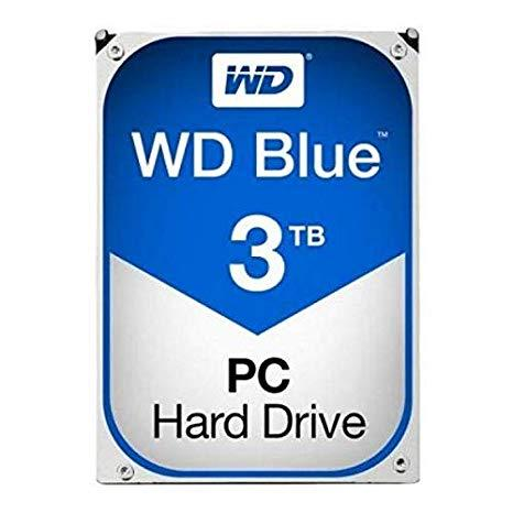 Жесткий диск HDD 3Tb Western Digital Blue WD30EZRZ