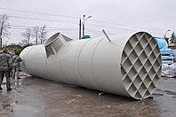 Емкости для питьевой, технической воды от 1 м3 до 1000 м3