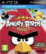 Angry Birds Trilogy  (аркада/головоломка) (ps3)