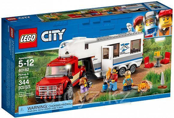 Lego City 60182 Дом на колесах, Лего Город Сити
