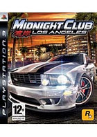 Midnight Club Los Angeles (гонки) (ps3)