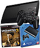 Sony PlayStation 3 Super Slim Pal 12 GB+ 3 игры (Uncharted 2, Uncharted3  и The Last of Us)