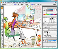 "Курсы ""Adobe ILLUSTRATOR"" в УЦ ""Прогресс"" Алматы"