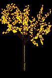 """Cветодиодное дерево """"Сакура"""" 2,5 м Цвет: зеленый, красный, желтый, синий,белый,сиреневый, розовый, фото 4"""