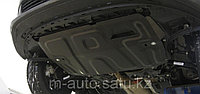 Защита картера двигателя и кпп на Lexus RX 330-350 2003-2008