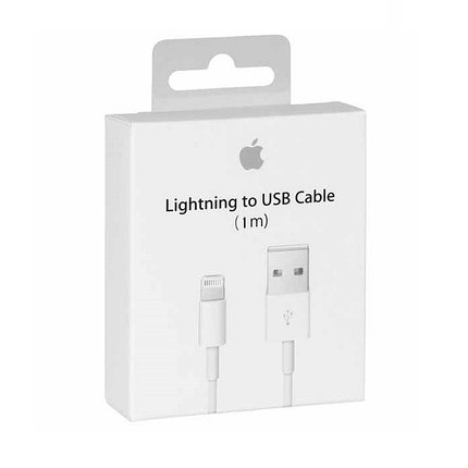 USB Кабель Apple Store Lightning Cable (1m), фото 2