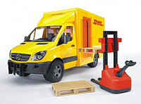 Bruder Mercedes-Benz Sprinter DHL