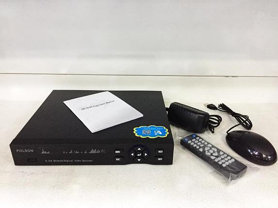 IP HD РЕГИСТРАТОР 8, 16, 24 канальный , фото 2
