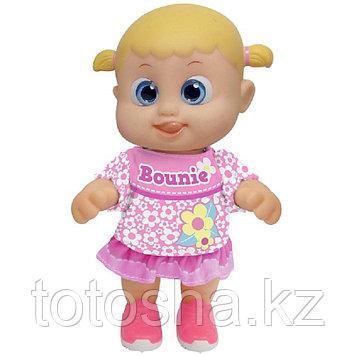 Кукла Бони шагающая, 16 см Bouncin' Babies