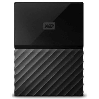 Внешний HDD Western Digital 2Tb My Passport WDBLHR0020BBK-EEUE