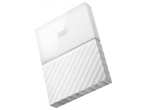 Внешний HDD Western Digital 2Tb My Passport WDBUAX0020BWT-EEUE