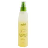 Двухфазный кондиционер-спрей Увлажнение для всех типов волос Estel curex classic 200 мл