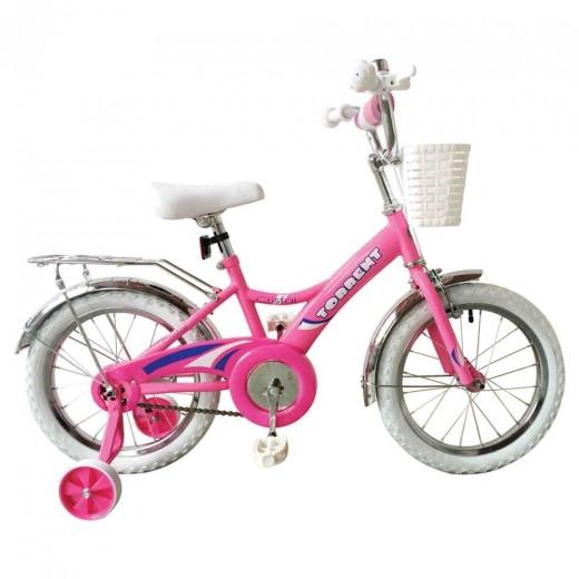 Детский велосипед Torrent Cristal, розовый