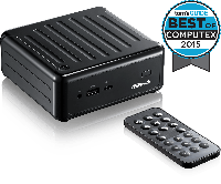 МИНИ ПК ASRock  BEEBOX-N3010/B/BB