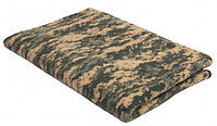 Походное одеяло Rothco Camo Fleece Blanket ACU Digital