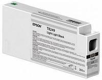 Картридж Epson C13T824900 для SC-P6000/P7000/P8000/P9000 светло-серый 350 мл