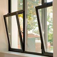 Окна из алюминиевого профиля