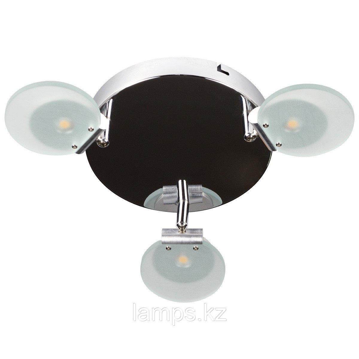 Люстра потолочная LED 10703 3X5W 2700K