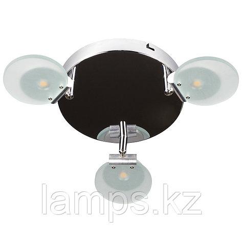 Люстра потолочная LED 10703 3X5W 2700K, фото 2