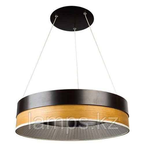 Люстра подвесная LED H0119SB 43W 2700K BLACK