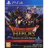 Игра для Sony PlayStation 4 Dragon Quest Heroes The World Trees Woe and the Blight Below