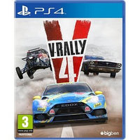 Игра для Sony PlayStation 4  VRally 4