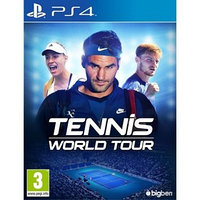 Игра для Sony PlayStation 4  Tennis World Tour