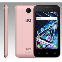 Смартфон BQ S-4028 UP! Rose Gold 2sim, 4,0' TFT, 800480, 8Gb, 512Mb RAM, 5Mp2Mp