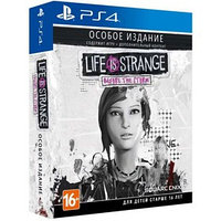Игра для Sony PlayStation 4 Life is Strange Before the Storm Особое издание