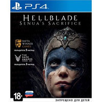 Игра для Sony PlayStation 4 Hellblade Senuas Sacrifice