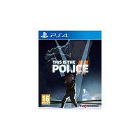 Игра для Sony PlayStation 4 This is Police 2 стандартное издание