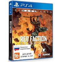Игра для Sony PlayStation 4 Red Faction Guerrilla ReMarstered