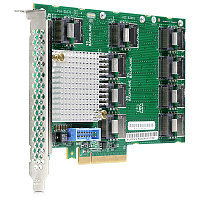 HP 12Gb SAS Expander Card for ML350 Gen9 (all cables included) (769635-B21)